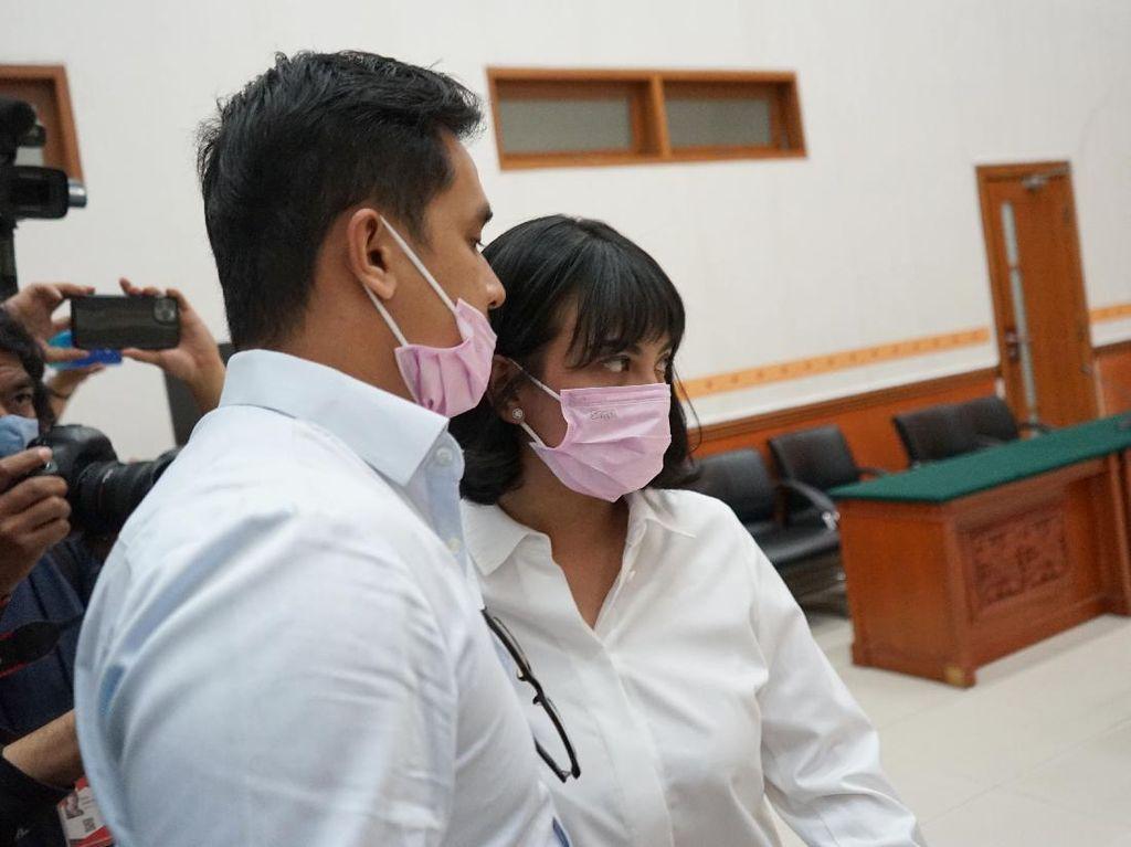 Vanessa Angel Divonis 3 Bulan Masa Tahanan, Ini Kata Suami