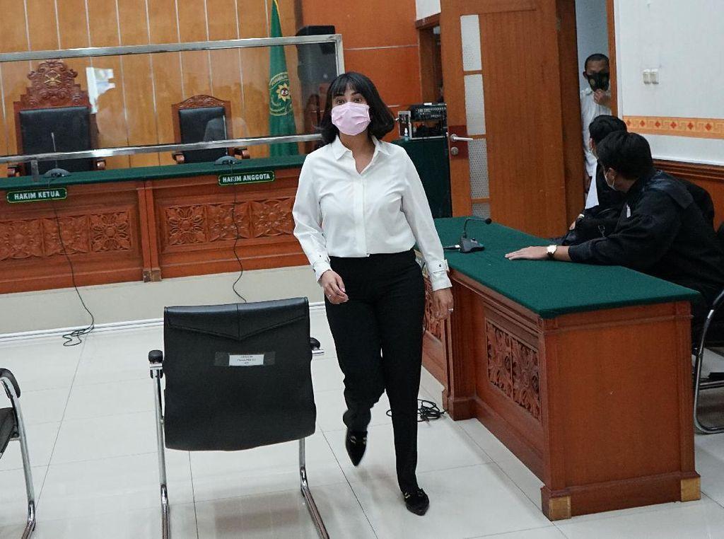 Vanessa Angel Dieksekusi ke Lapas, Bakal Bebas Februari 2021