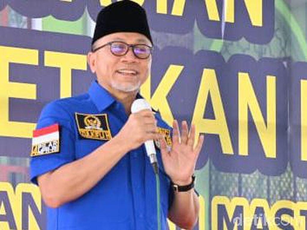 Kritik Isu Poros Partai Islam, Zulhas Bawa-bawa Pilpres 2019