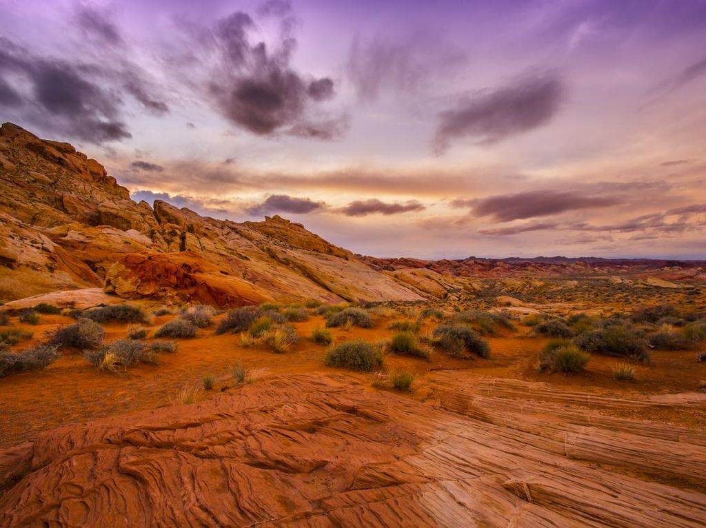 Deretan Foto Wisata Alam hingga Mistis di Nevada