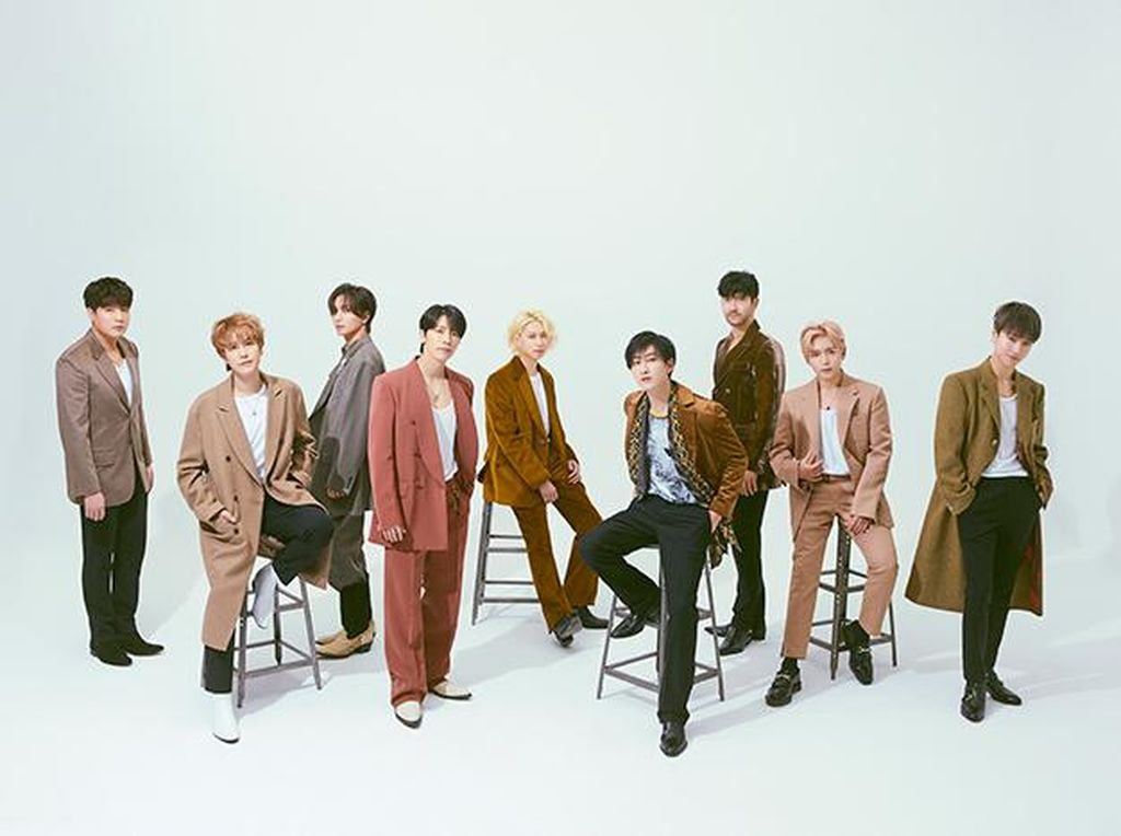 Lirik The Melody Super Junior, Lagu Perayaan 15 Tahun Debut