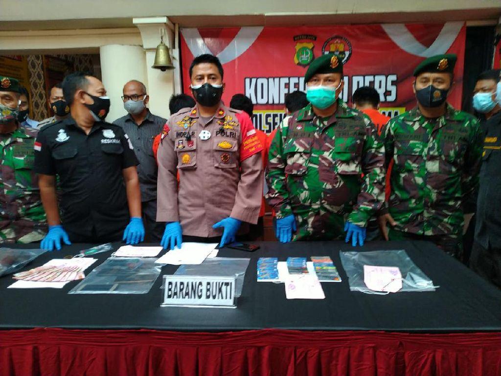 Polisi Ungkap Modus 5 Pria Bobol ATM di Kompleks Kostrad Jaksel