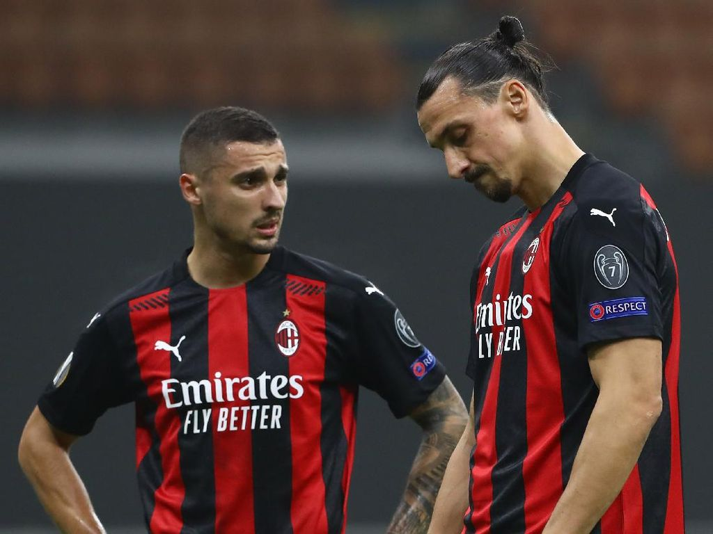 7 Data dan Fakta Tumbangnya AC Milan dari Lille