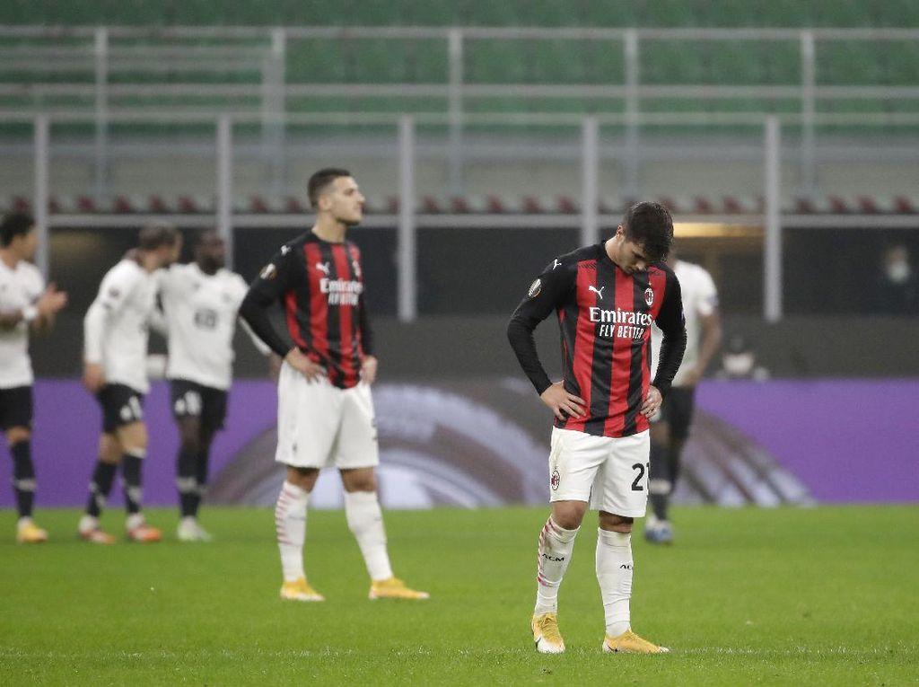 AC Milan Vs Lille: Rossoneri Dihajar 0-3 di San Siro