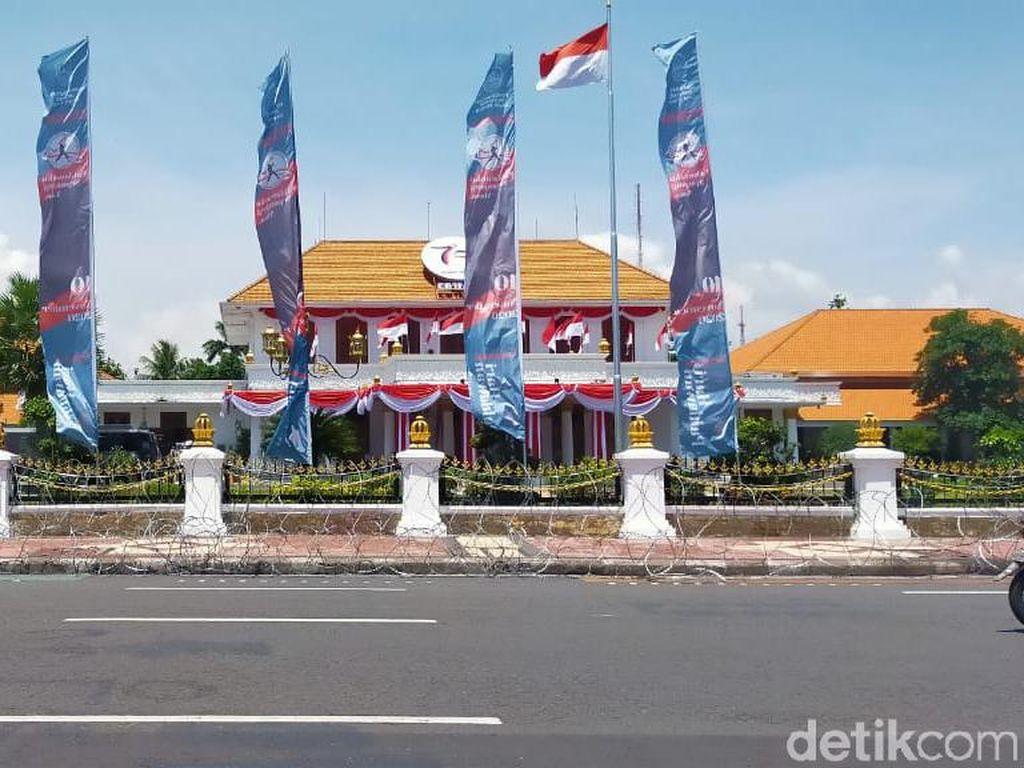 Ada Aksi Solidaritas Bela Rasulullah di Grahadi Surabaya