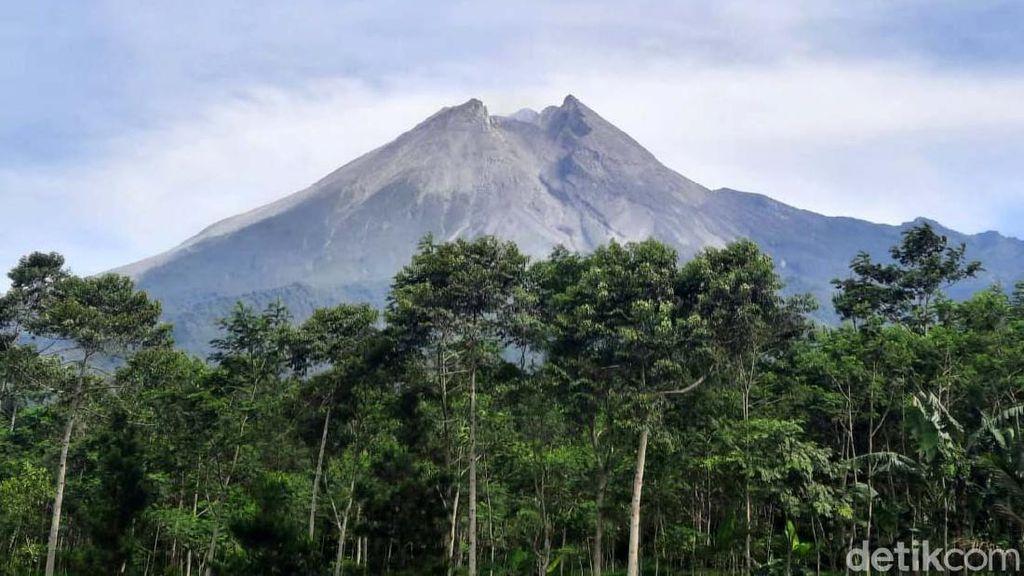 Awas! Gunung Merapi Naik Level Jadi Siaga