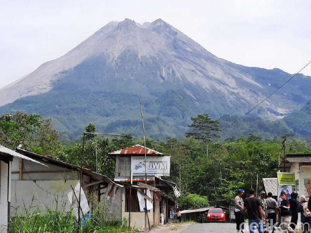 2 Skenario Erupsi Gunung Merapi Berdasarkan Analisis BPPTKG