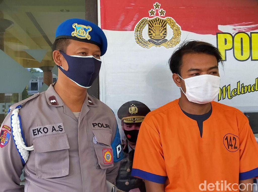 Seorang Pemuda Tertangkap Bobol Rumah Mantan Ketua DPRD Banyuwangi