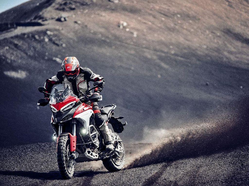 Ducati Multistrada V4 Meluncur, Boyong Teknologi Mobil sampai MotoGP