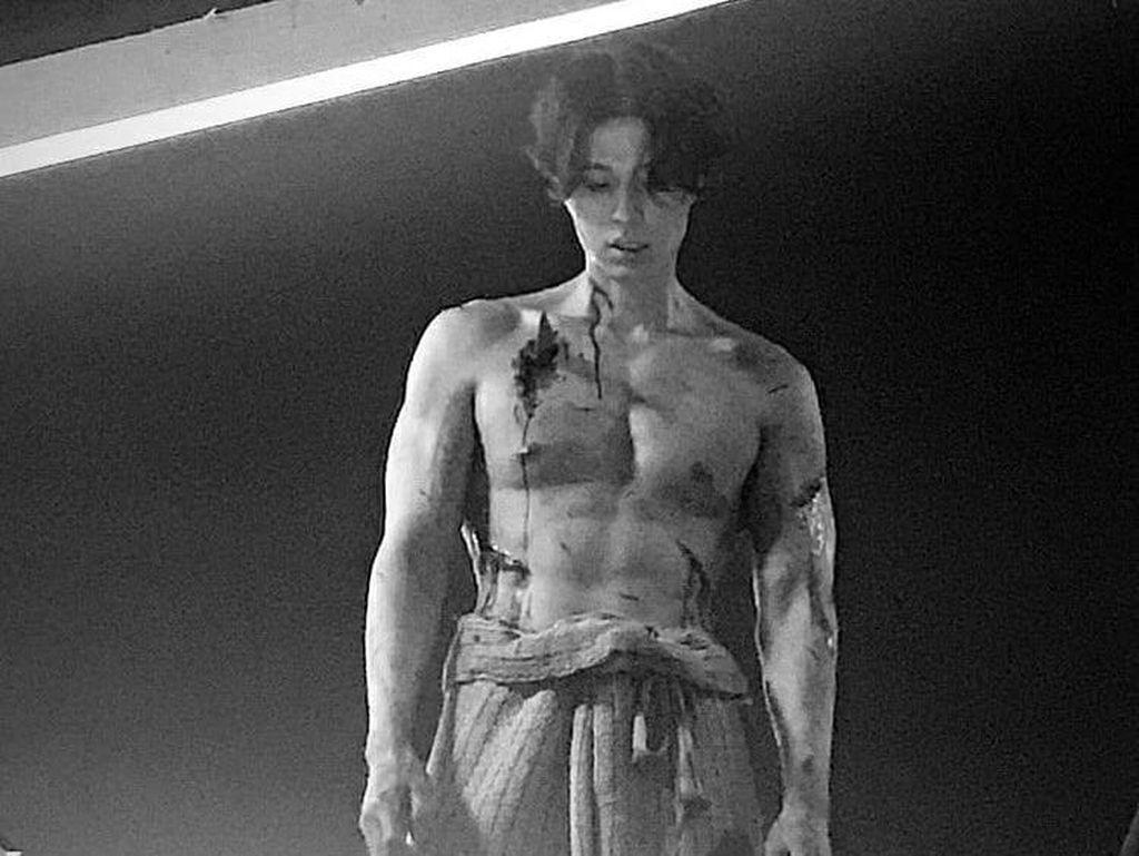 Foto BTS Lee Dong Wook Jadi Gumiho