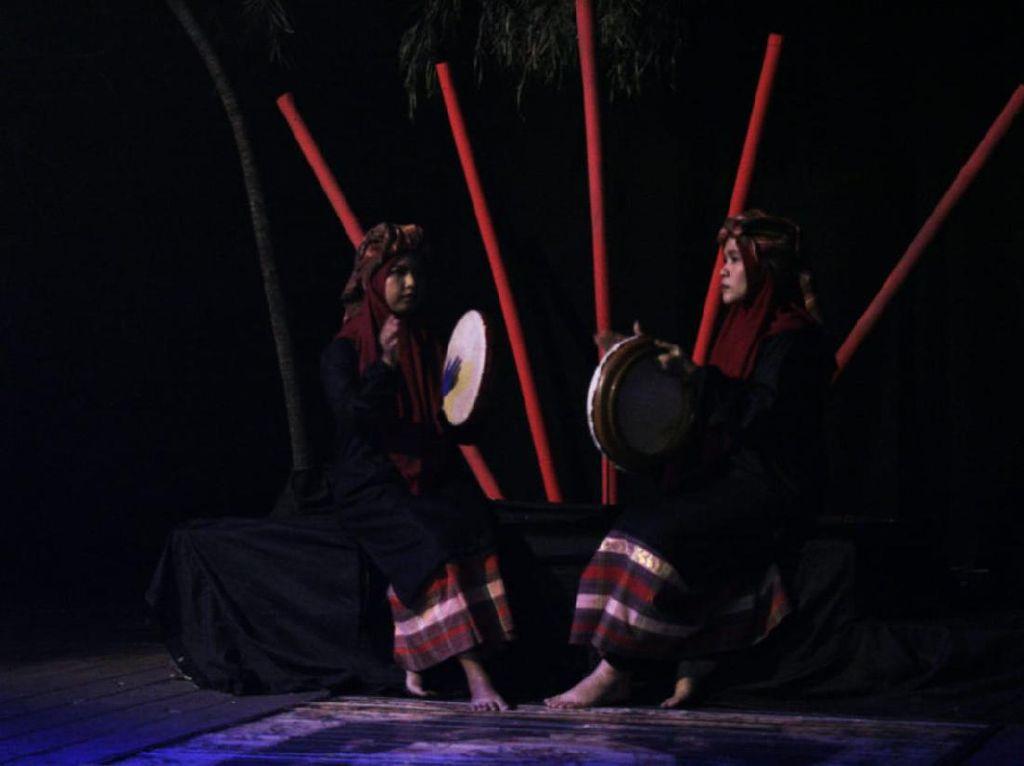 Pentas Daring Ruang Kreatif Akhir Pekan Ini Hadirkan Budaya Aceh dan NTT