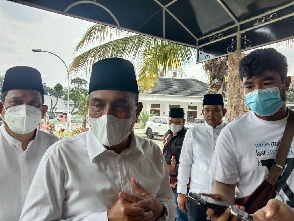 Gubsu soal Ijeck Daftar Calon Ketua Golkar Sumut: Sudah Izin, Sah-sah Saja