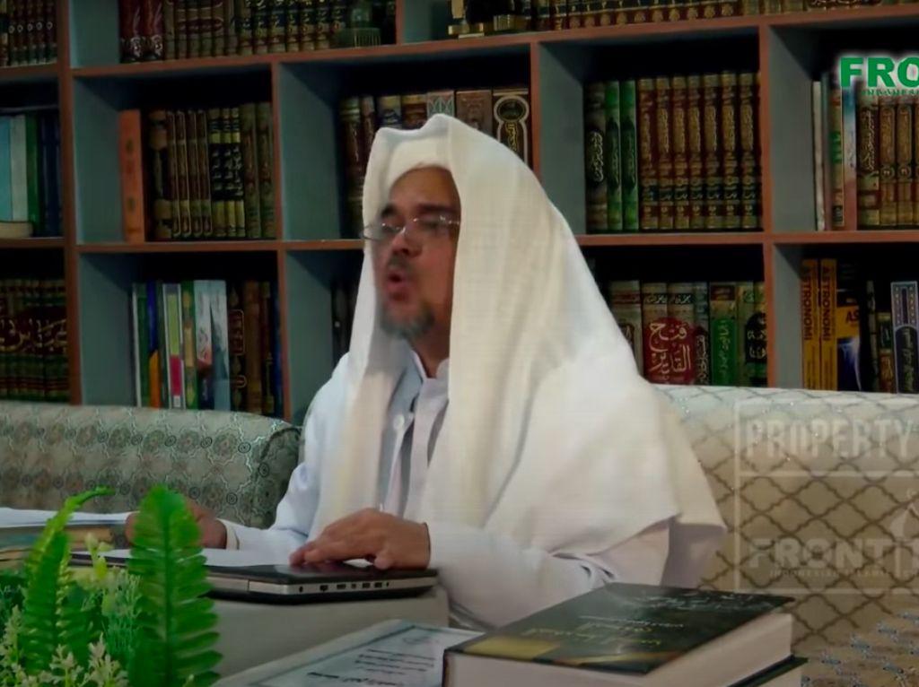 Video Sumpah Habib Rizieq yang Diunggah Mahfud Md Berasal dari 2019