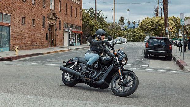 Harley-Davidson Street 500.
