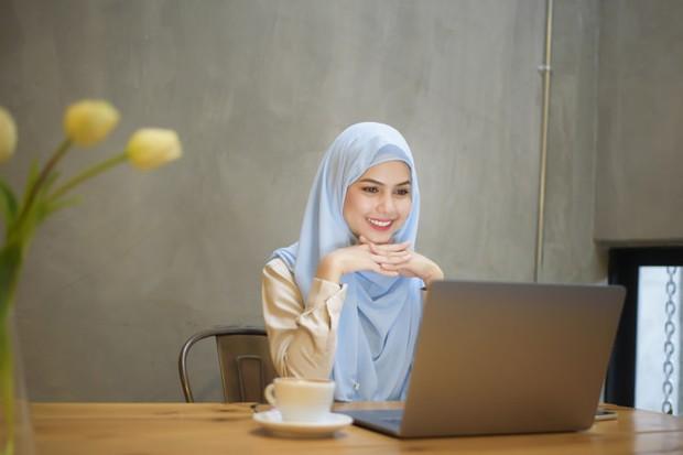Bahan hijab ternyaman