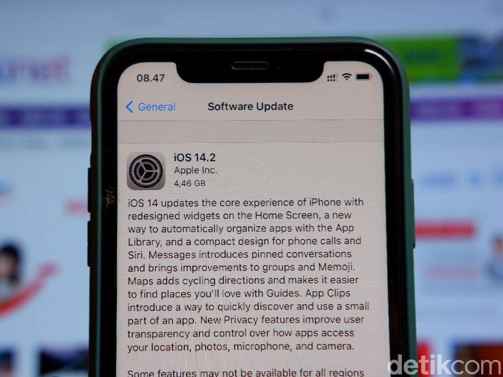 iOS 14.2 Dirilis Bawa 100 Emoji Baru