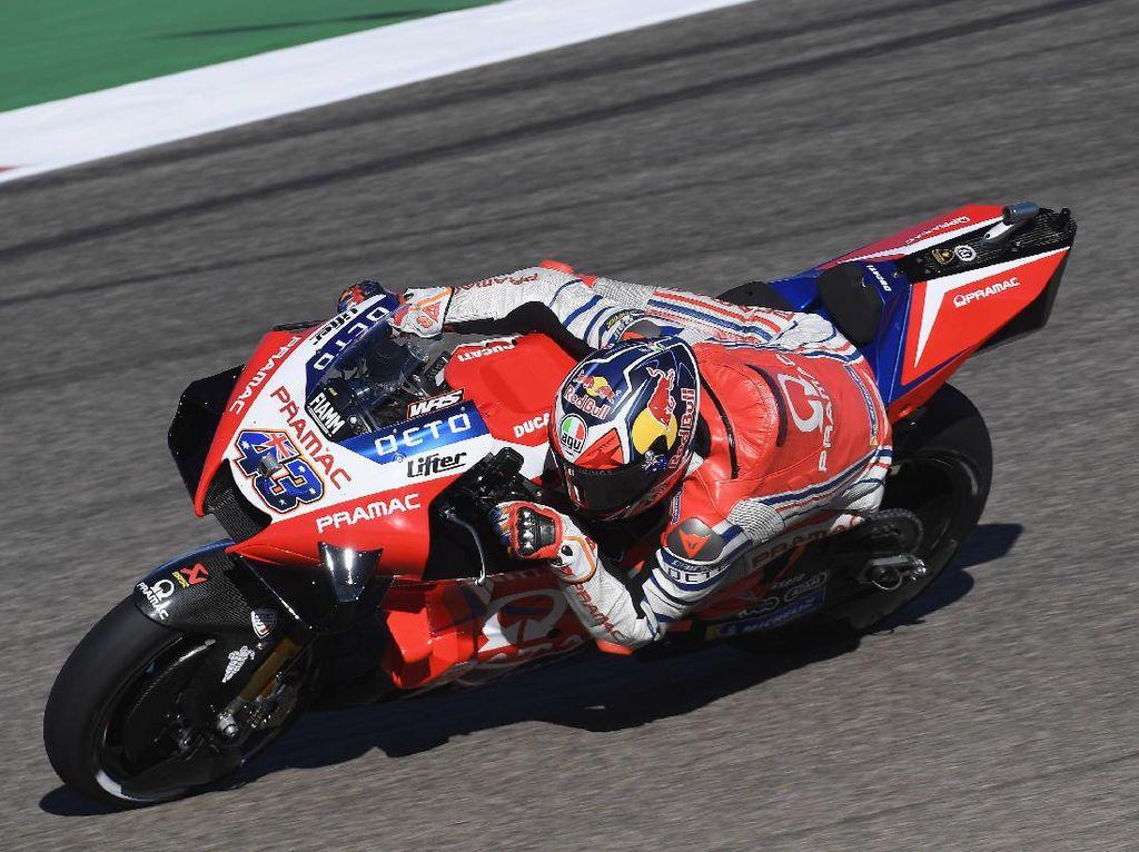 Hasil Latihan Bebas I MotoGP Eropa: Jack Miller Tercepat