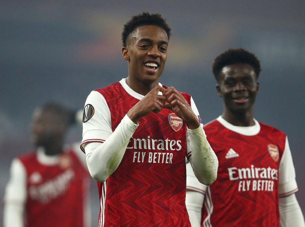 Arsenal Vs Molde: The Gunners Menang Telak 4-1