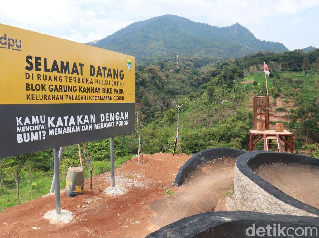 Buat Kamu yang Suka Gowes, Jajal Trek MTB Baru di Bandung Yuk!