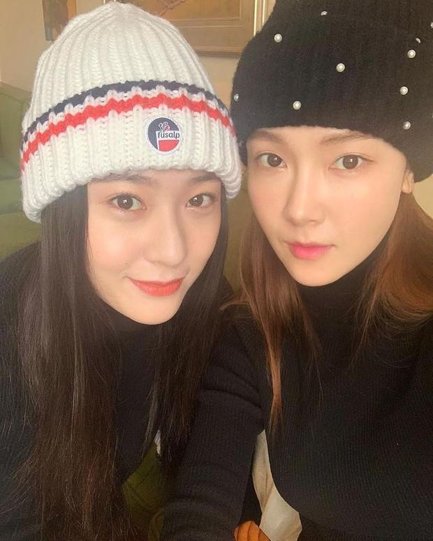 Krystal & Jessica/ Foto: Koreaboo