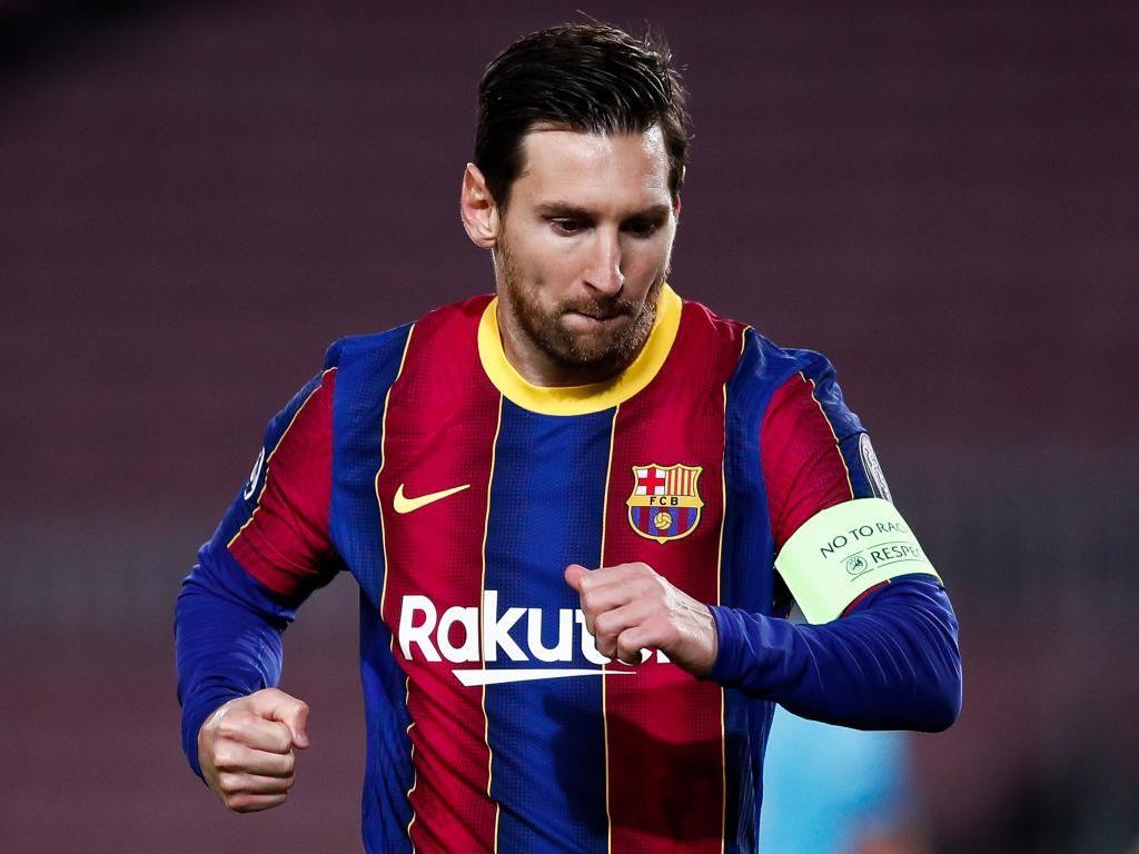 Lionel Messi Diproyeksikan Jadi Michael Jordan-nya Barcelona
