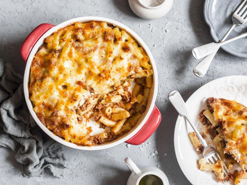 Resep Makaroni Skotel Daging Cincang yang Mantap
