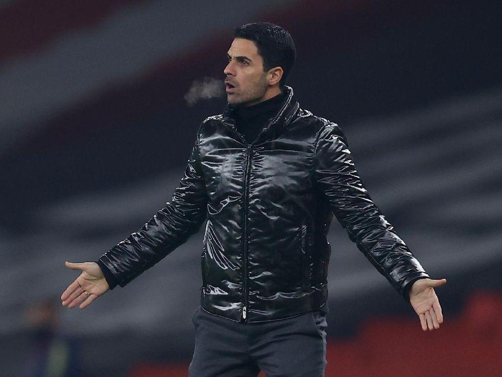 Mikel Arteta Serukan Pembaruan Aturan VAR di Liga Europa