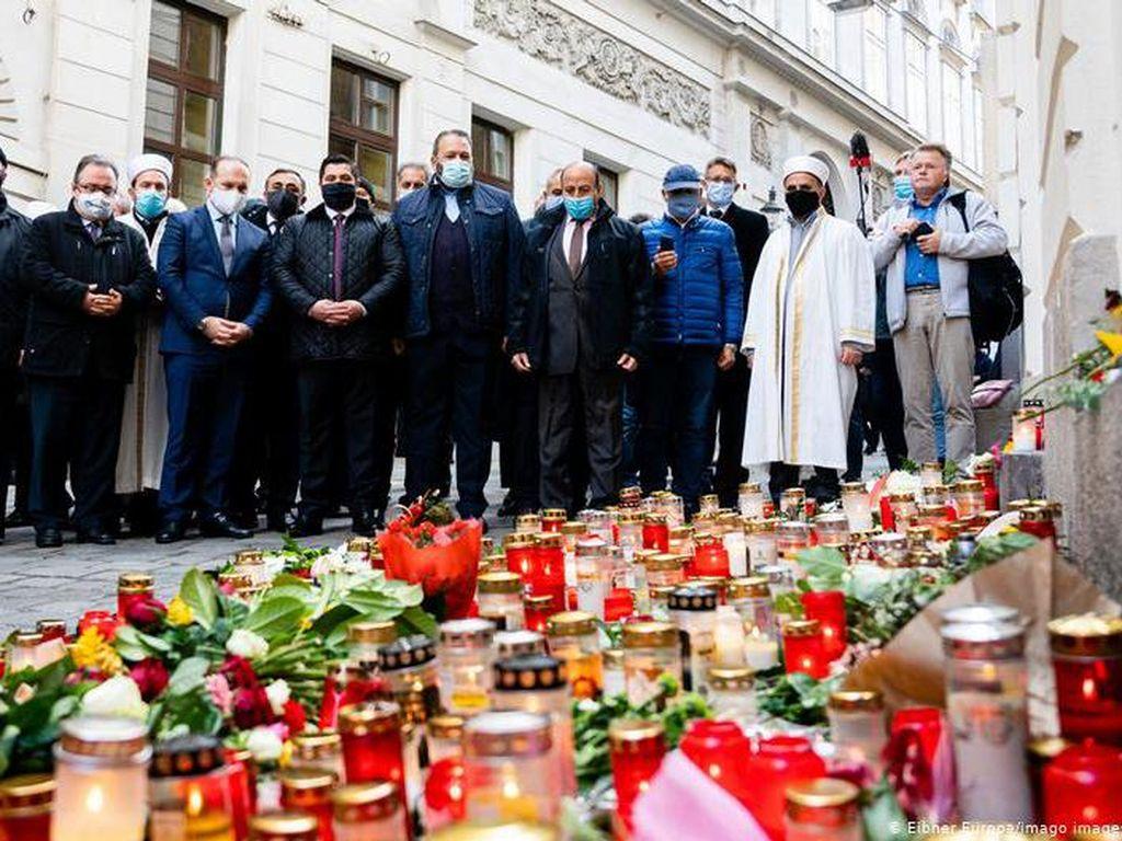 Muslim Jerman Serukan Aksi Damai Usai Serangan Teror di Prancis-Austria