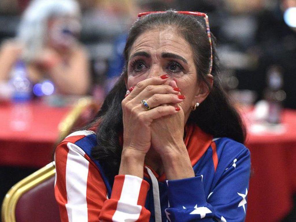 Menanti Penghitungan di 4 Negara Bagian Kunci untuk Memenangkan Pilpres AS