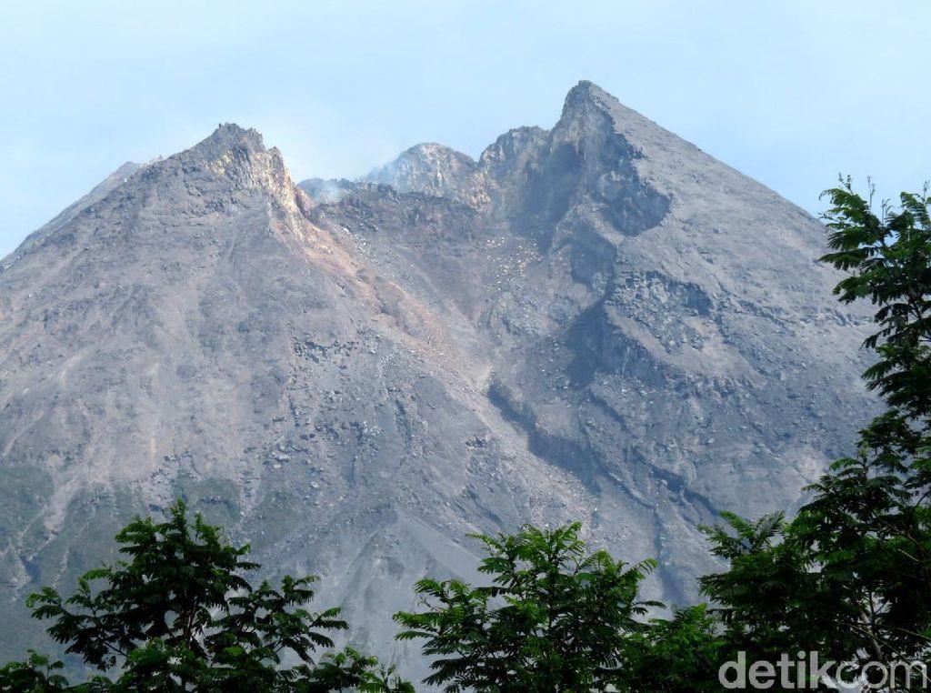 Gunung Merapi Siaga, Penambangan Pasir di Cangkringan Sleman Dihentikan
