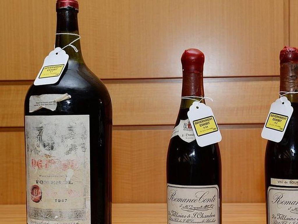 Rudy Kurniawan, WNI Penipu Minuman Anggur Akan Dibebaskan dari Penjara AS