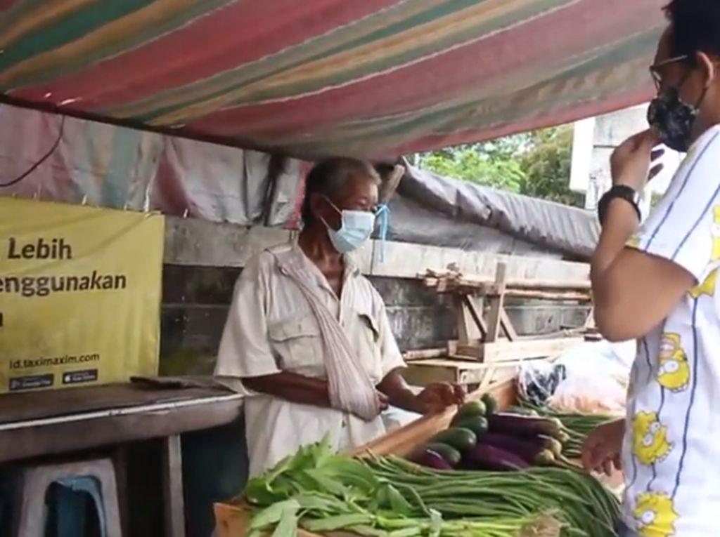 Miris! Penjual Sayur Ini Alami Kecelakaan hingga Ditinggal Istri dan Anak