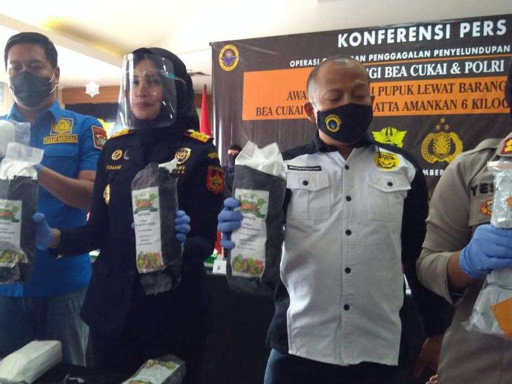 Kurir Sabu Jaringan Malaysia Ditangkap di Lombok, Terima Upah Rp 2 Juta