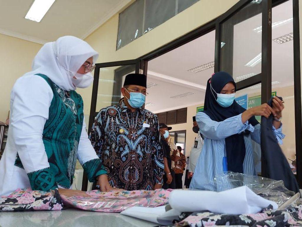 Dampingi Menaker Ida, Pj Bupati Sidoarjo Sebut BLK Bantu Kurangi Pengangguran