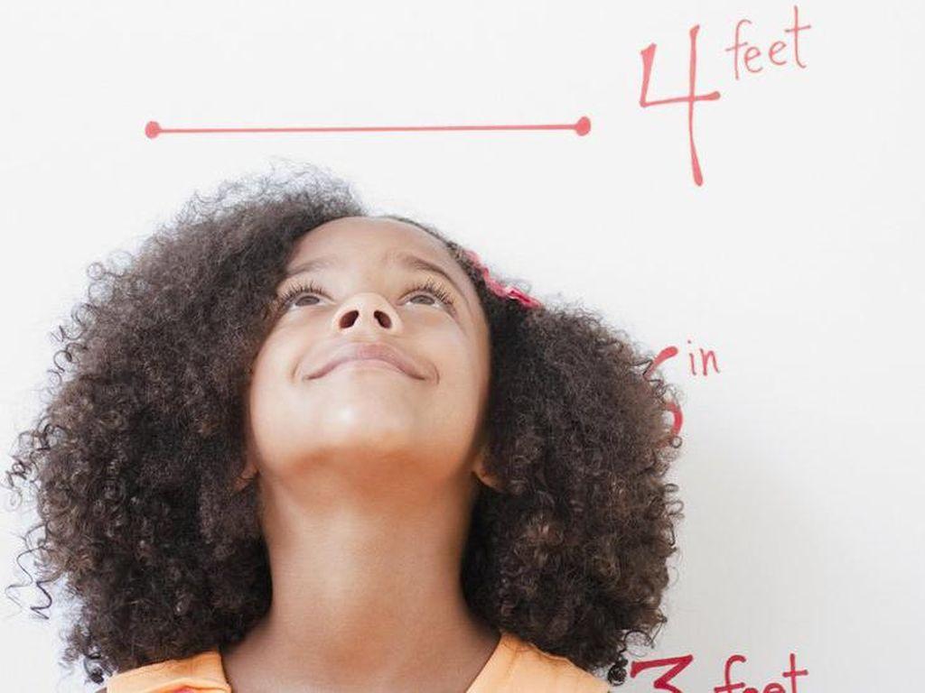 Pola Makan Buruk Sebabkan Tinggi Anak-anak Menurun 20 Cm