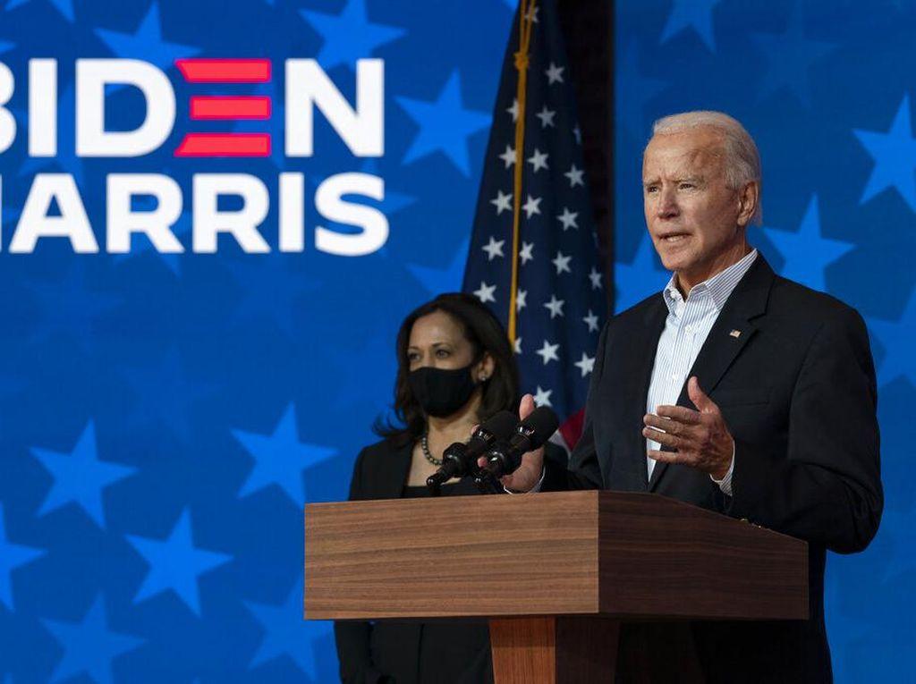 Joe Biden Menang Pilpres AS, Berapa Harta Kekayaannya?