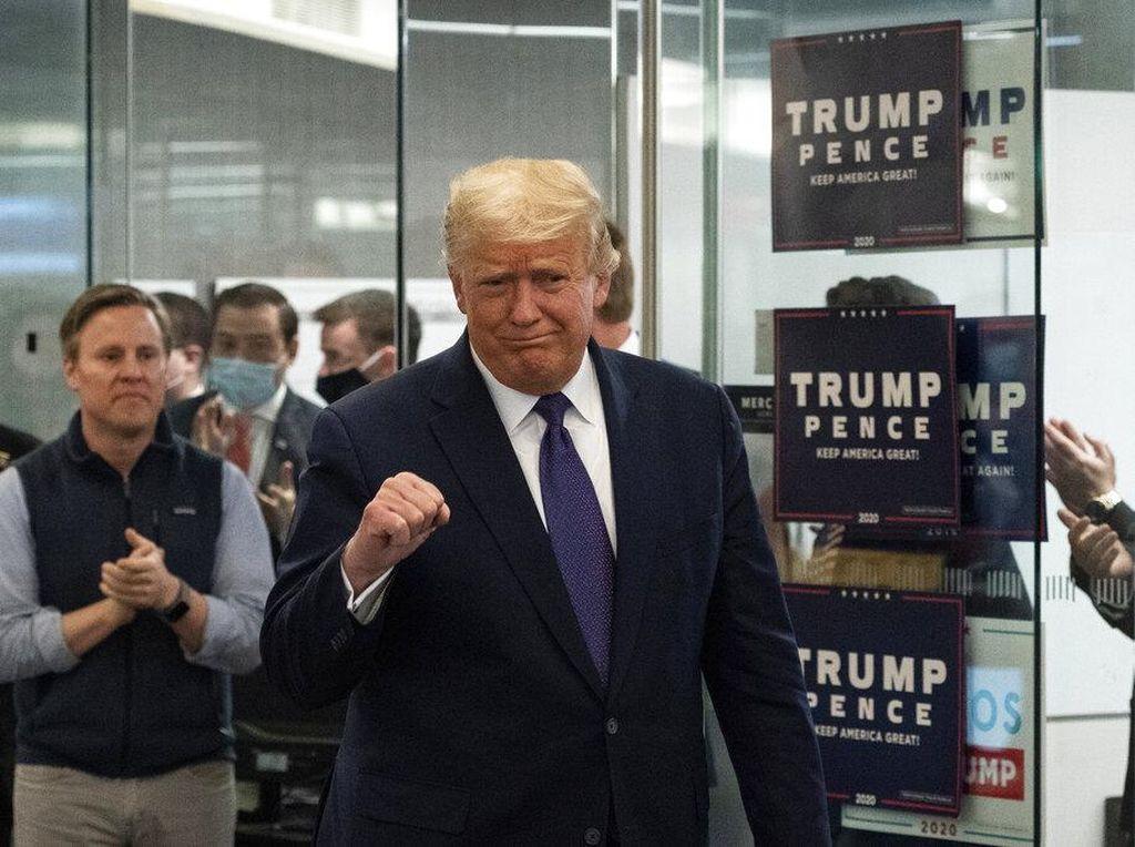 Trump Tuduh Jutaan Suaranya Dialihkan ke Biden, China Beri Selamat ke Biden