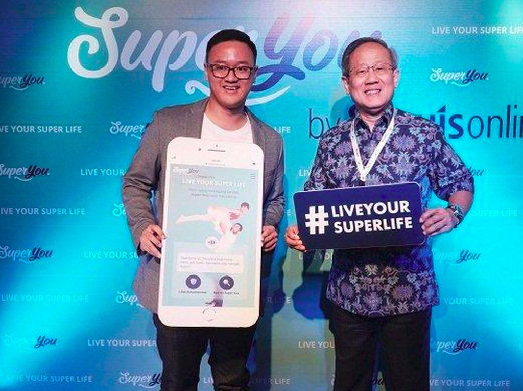 SuperYou, Asuransi Digital Sequis Supaya Anak Milenial Melek Asuransi