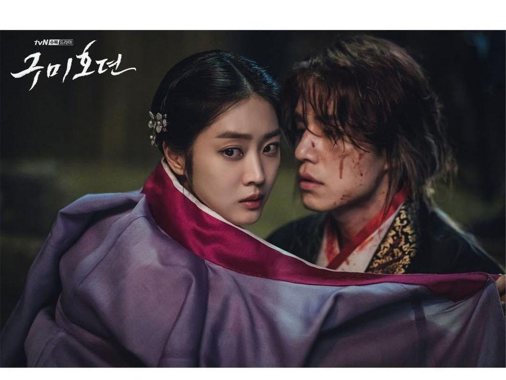 Lee Dong Wook Cium Mesra Jo Bo Ah, Rating Drakornya Naik