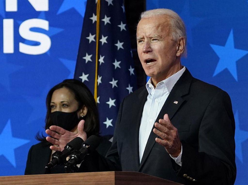 Minta Pendukung Sabar, Biden: Saat Hitung Suara Selesai Saya Akan Menang