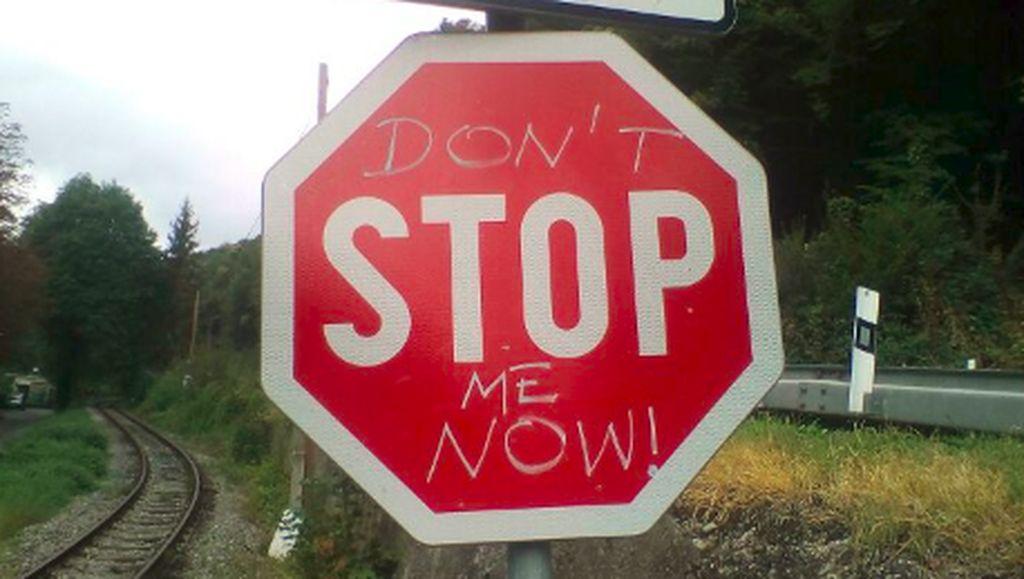 Deretan Vandalisme Absurd dan Kreatif, Jangan Ditiru!