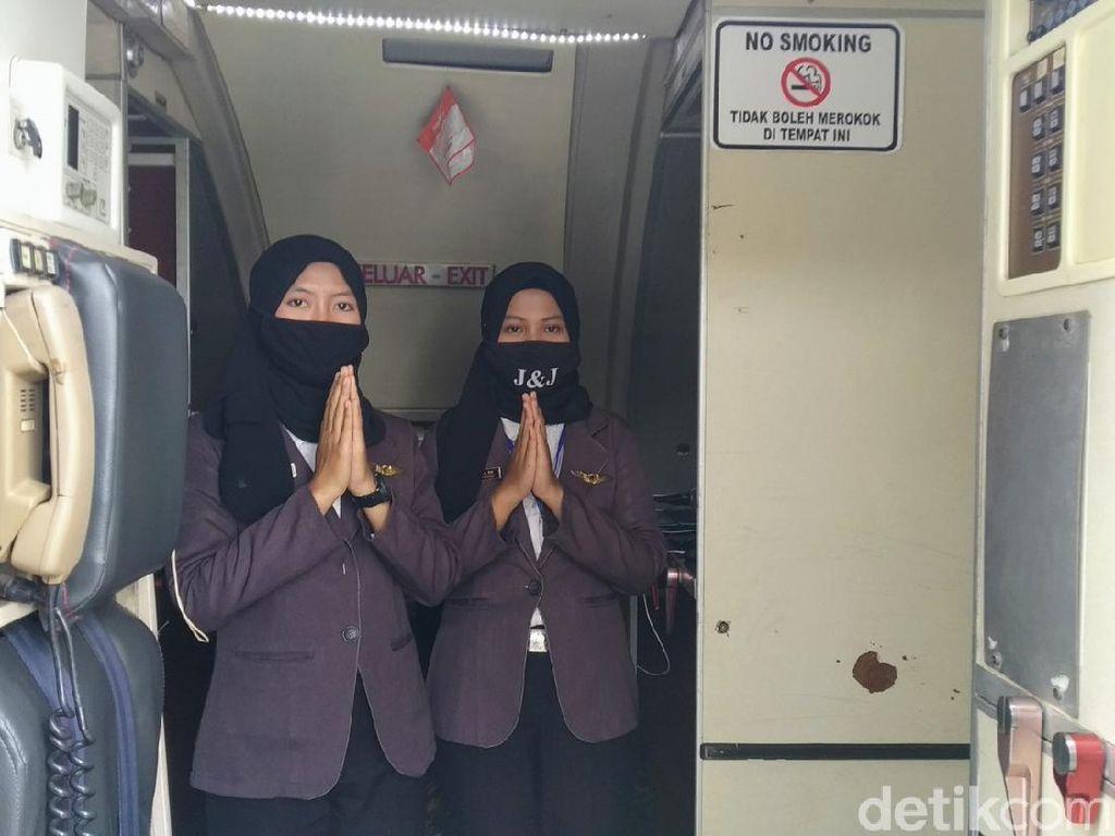 Wisata Edukasi Calon Jamaah Haji di Kuningan, Ada Pesawat Betulan