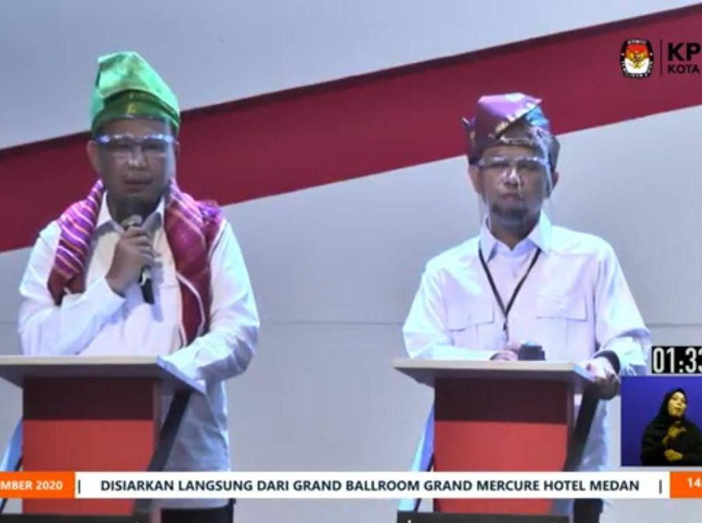 Bahas Kesenjangan di Medan, Akhyar-Salman Singgung Efek Omnibus Law