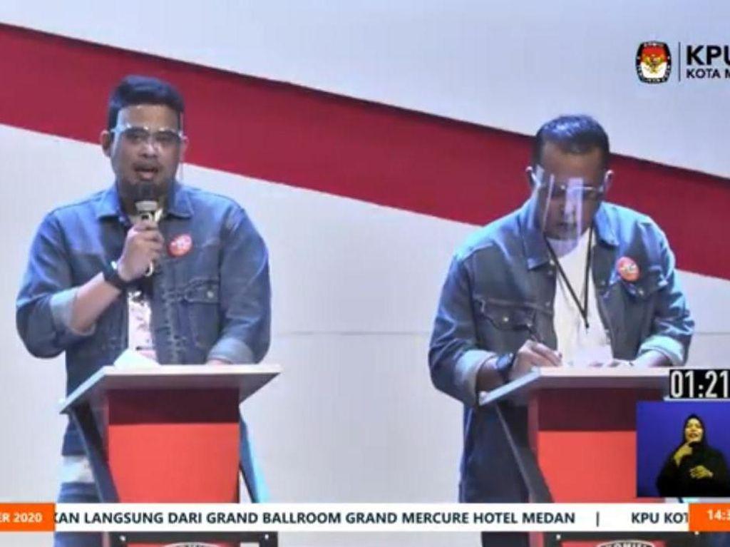 Dilaporkan Dugaan Gelembungkan Suara di Pilwalkot Medan, Ini Kata Tim Bobby