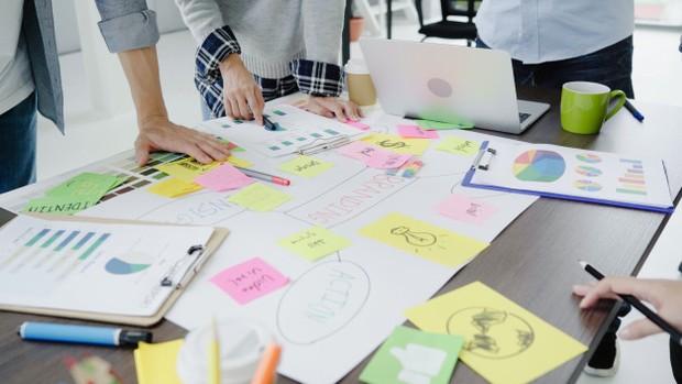 Buat rencana pemasaran yang strategis dan berujuk pada langkah apa selanjutnya.