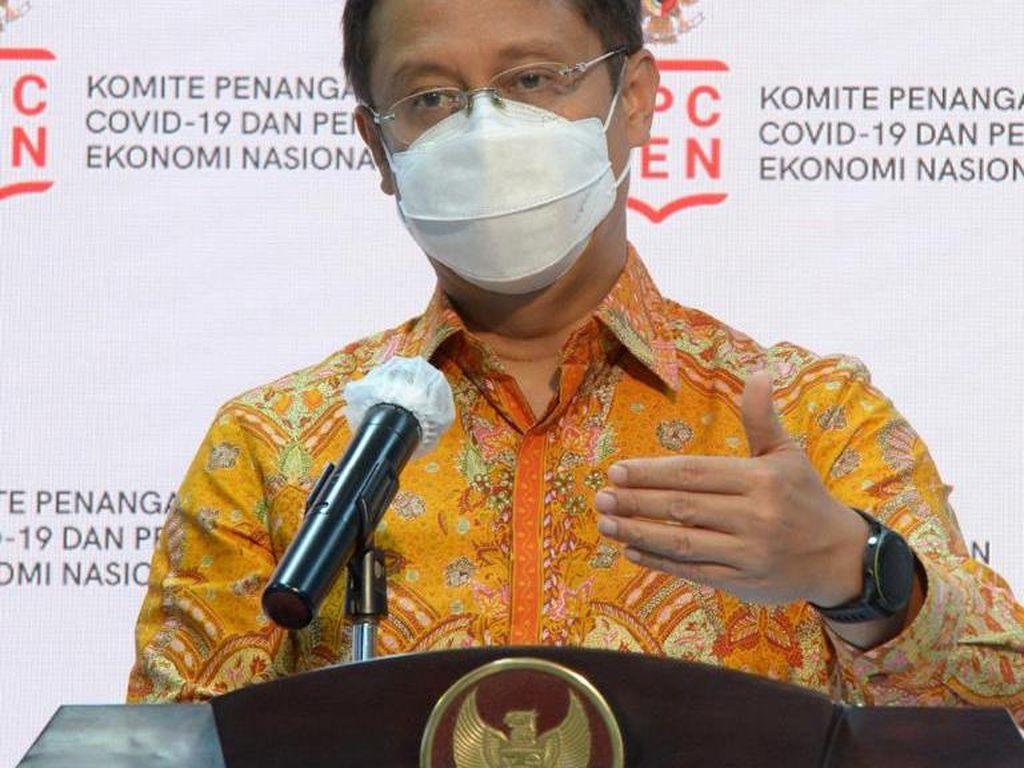 Menteri Kesehatan Diganti dari Terawan Agus Putranto ke Budi Gunadi Sadikin