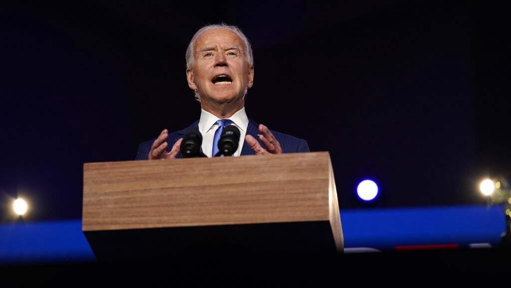 Joe Biden Yakin Menang Pilpres AS 2020