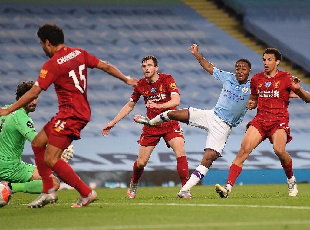 Prediksi Man City Vs Liverpool: The Citizens Dijagokan Menang