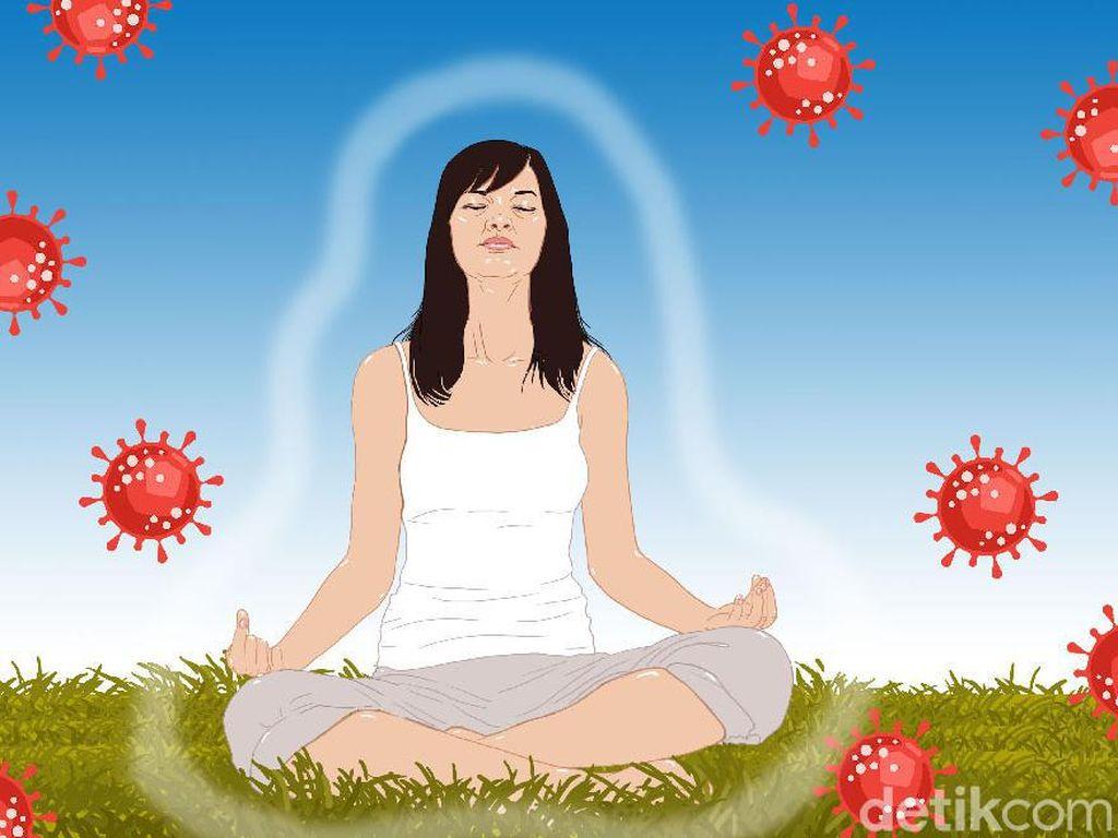 Tenang dan Sehat Hadapi Pandemi dengan Meditasi Qi Gong, Apa Itu?