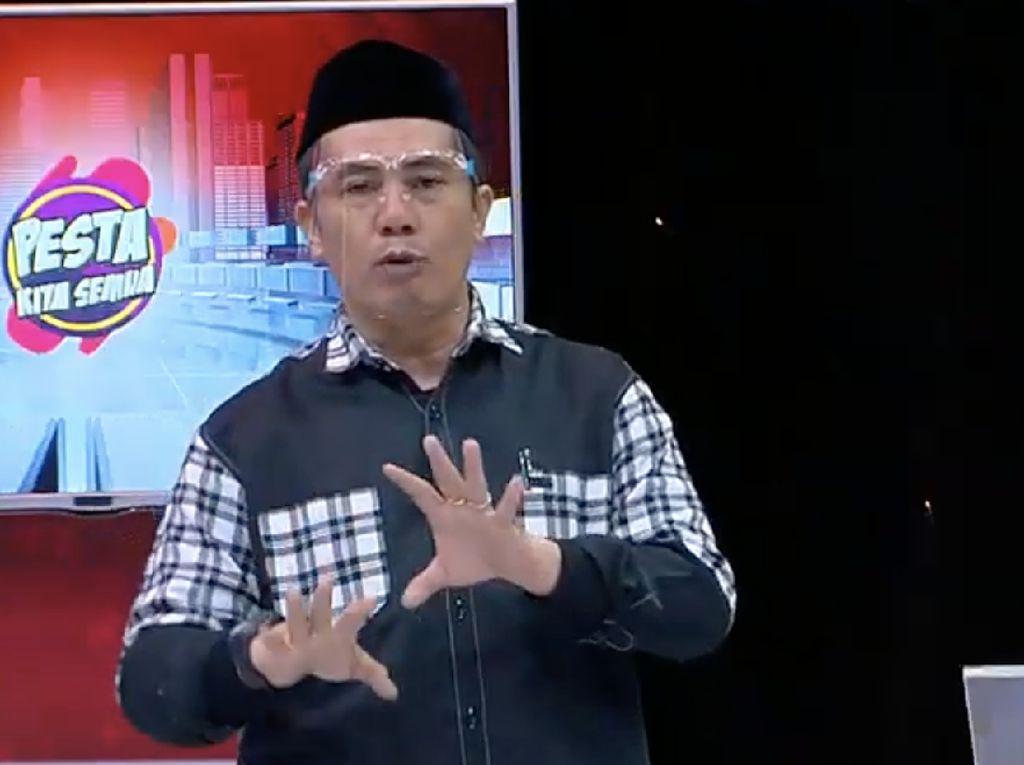 Debat Pilwalkot Makassar, Deng Ical Gagas Transportasi Sungai Tallo-Jeneberang
